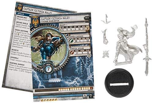 輝く高品質な Privateer Press Machine War B07R3CCHT8 Machine Kit Cygnar Captain Victoria Haley Kit [並行輸入品] B07R3CCHT8, 丸源のこだわり飲料:a8ade745 --- irlandskayaliteratura.org