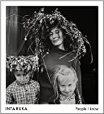 Inta Ruka: People I Know by Ruka, Inta, Eskildsen, Ute (2012) Hardcover