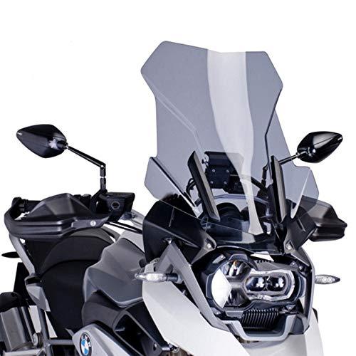 Parabbrezza paravento alto windshiel windscreen screen bubble double fum/è R 1200 GS 1200 GS LC ADV R 2013-2018 1250 GS STANDARD ADVENTURE 2019