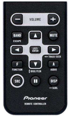Pioneer CD R 320 - Mando a distancia para radio de coche con CD, color negro: Amazon.es: Electrónica