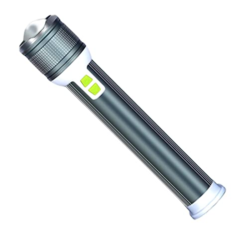 Review Multi-Function LED Torch Adjustable