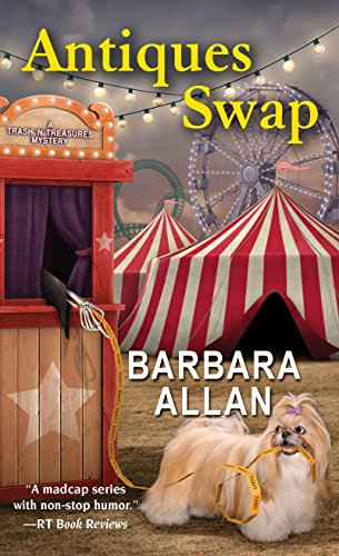 Antiques Swap (A Trash 'n' Treasures Mystery Book 9)