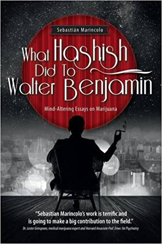 what hashish did to walter benjamin mind altering essays on  what hashish did to walter benjamin mind altering essays on marijuana sebastian marincolo joseph dolce 9783981771206 com books