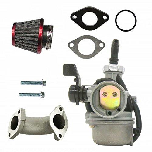 High Performance 22mm Carb PZ22 Carburetor Air Filter Set For 110cc 125cc SSR CRF50 Pit Dirt - Carburetor High Performance