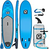 GILI All Around Inflatable Stand Up Paddle Board Package | 10'6 Long 31