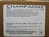 Champagne and Rum Chocolate Flavored Truffles Gift