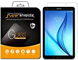 Image of Samsung Galaxy Tab E 8.0 inch Tempered Glass Screen Protector, Supershieldz Anti-Scratch, Anti-Fingerprint, Bubble Free, Lifetime Replacement Warranty