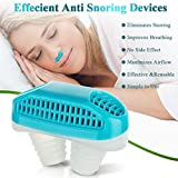 Anti Snoring Devices[Upgrade 2-in-1]Snoring