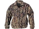 Natural Gear Full Zip Fleece Jacket Natural Camo 2Xlarge