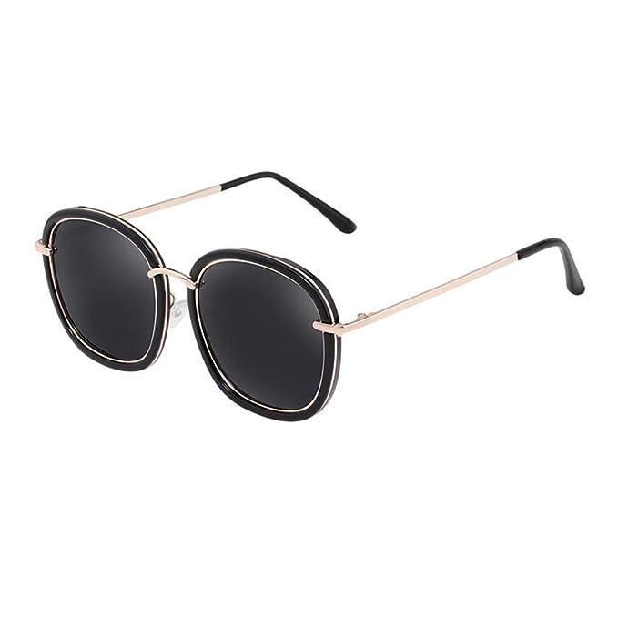 HONEY Polarisierte Sonnenbrille 2018 Der Qualitätsfrau, Chauffeur Tourismus- Und Freizeitbrille, 100% UV400 Schutz ( Farbe : A )
