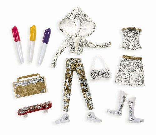 Moxie Girlz Art - Moxie Girlz Art-titude Fashion Design Kit