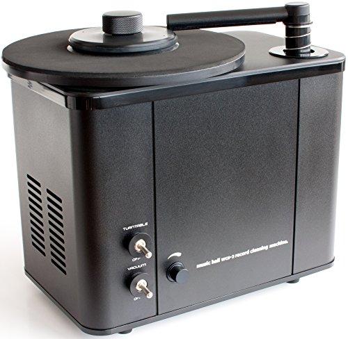 - Music Hall WCS-3 Vacuum Record Cleaning Machine