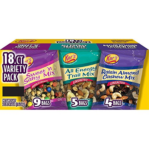 Kar's Trail Mix Variety 4 Pack (72 count Total) by Kar's (Image #1)