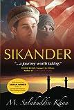 Sikander, M. Salahuddin Khan, 098285112X