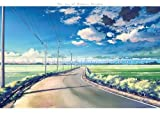 img - for A Sky Longing for Memories: The Art of Makoto Shinkai book / textbook / text book
