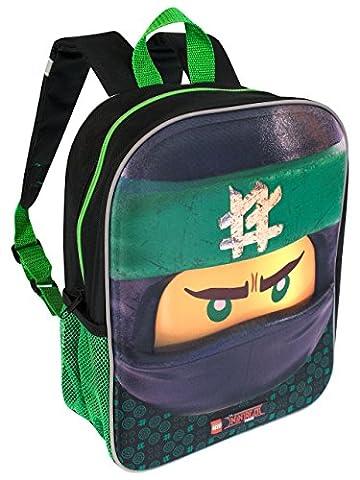 Lego Ninjago Boys Lego Ninjago Movie Backpack (Legos Movie For Boys)