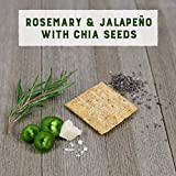 Triscuit Rosemary & Jalapeno with Chia Seeds