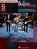 The Beatles Bass (Bass Signature Licks) (Paperback)