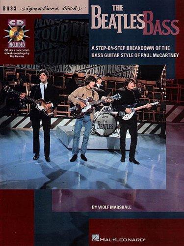 The Beatles Bass (Bass Signature Licks) (Licks Signature Bass)