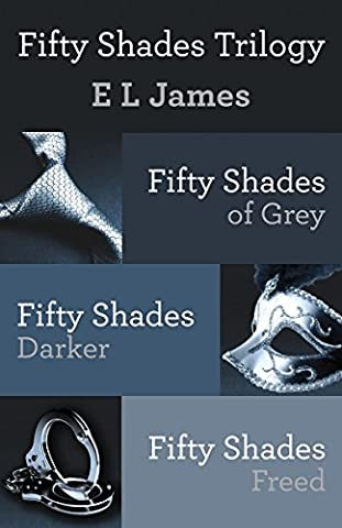 Fifty Shades Trilogy Bundle: Fifty Shades of Grey; Fifty Shades Darker; Fifty Shades Freed (Fifty Shades Of Grey 3 Kindle)