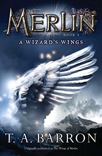 !Best The Wizard's Wings: Book 5 (Merlin Saga)<br />[Z.I.P]