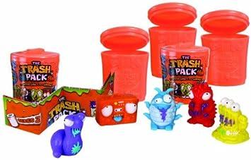 Trash Pack Series 2 - 5 Trashies in Bins by fla: Amazon.es: Juguetes ...