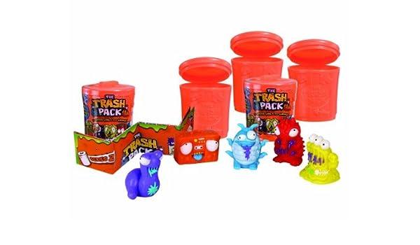 Trash Pack Series 2 - 5 Trashies in Bins by Moose Toys: Amazon.es: Juguetes y juegos