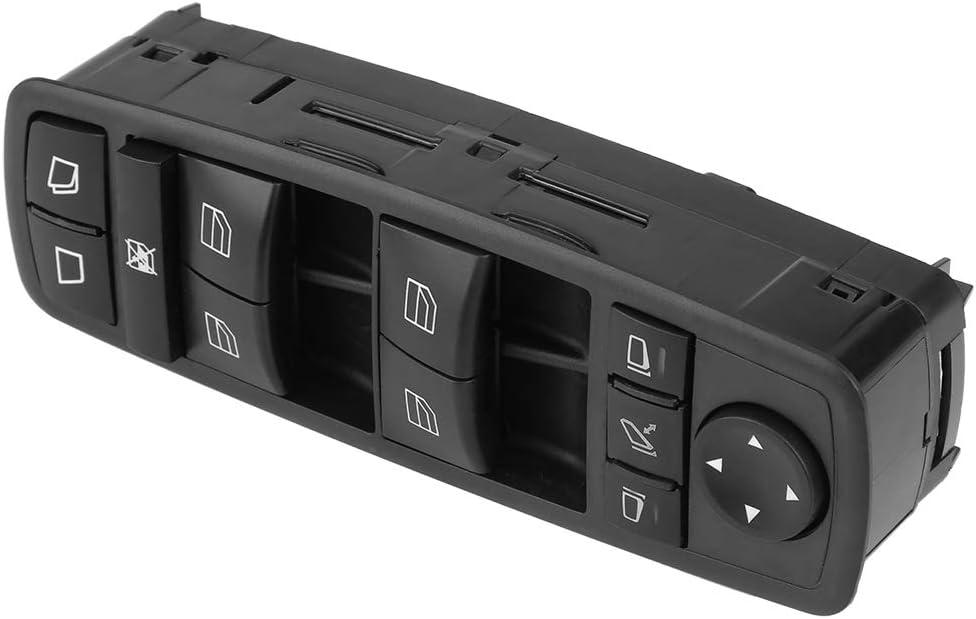 Fensterheber Hauptschalter Taste f/ür PKW passend f/ür GL R Klasse GL350 05-12 EBTOOLS Fensterheber Hauptschalter