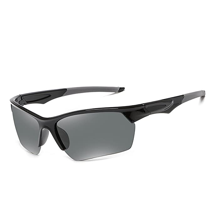 DAUCO occhiali da sole sportivi uomo xhX3sSzm