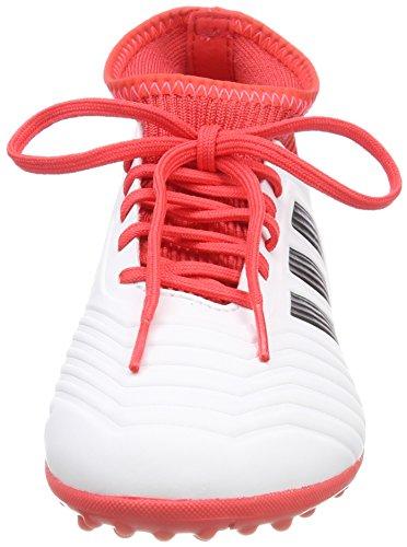 Unisex Negbas 3 adidas de Predator Botas 18 Correa Ftwbla fútbol Adulto TF Tango Blanco 000 J qqHSwzU