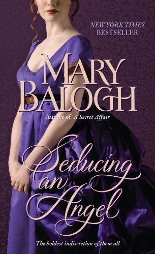 book cover of Seducing an Angel