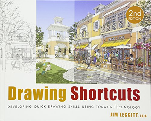 Drawing Shortcuts: Developing Quick Drawing Skills Using Today's Technology (Best Uses Google Home)