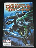 THE WORLDS OF DUNGEONS AND DRAGONS #1 48 PAGE COMIC BOOK R.A. SALVATORE Drizzt Do'Urden DARK ELF (DUNGEONS AND DRAGONS, 1ST)