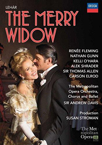 The Merry Widow [Blu-ray] (The Merry Widow Songs)