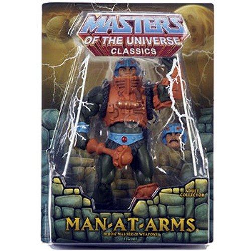Masters of the Universe MotU Classics Action Figur / Statue von Mattel: Man-At-Arms