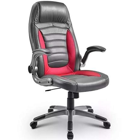 BALALA BIAN Butaca Silla de Oficina roja Muebles de Oficina ...