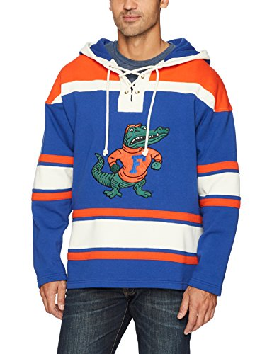 NCAA Florida Gators Men's Ots Lacer Pullover Hood, X-Large, Royal