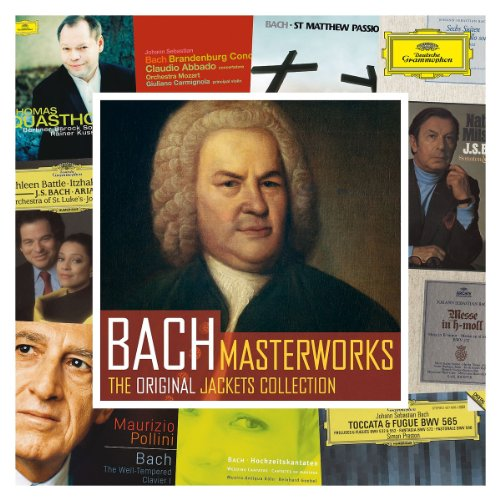 (Bach Masterworks - The Original Jackets Collection [50 CD][Limited Edition])