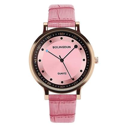 Zolimx Relojes Relojes Mujer Acero, Deportivos Mujer, Regalos para Mujeres Originales