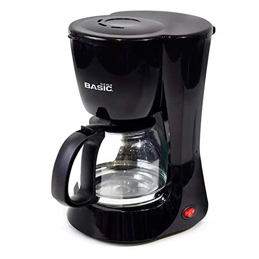 Basic Home 47934 Cafetera Americana 550 W, 0.75 L: Amazon.es ...