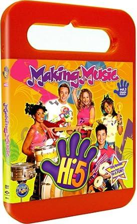 Amazon com: Hi-5: Making Music, Vol  3: Hi-5 Making Music, Ian Munro