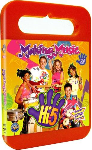Hi5 Making Music Jenn Korbee Kimee Balmilero Curtis Cregan Karla Mosley