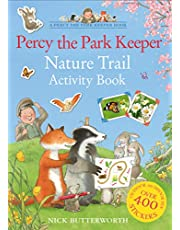 Percy the Park Keeper Nature Trail Activity Book: Packed with fun things to do - for all the family!