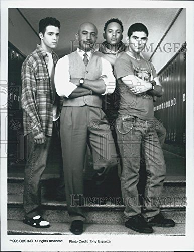 1995 Gather Photo Nathaniel MArston Montel Williams Richard Chevolleau Felix A.