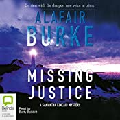 Missing Justice: Samantha Kincaid, Book 2 | Alafair Burke