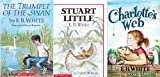 img - for EB White Treasury: Charlotte's Web / Stuart Little / The Trumpet of the Swan book / textbook / text book