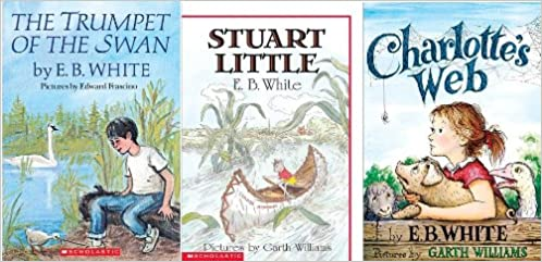 EB White Treasury: Charlotte's Web / Stuart Little / The Trumpet ...