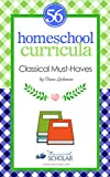 Homeschool Curricula:  56 Classical Education