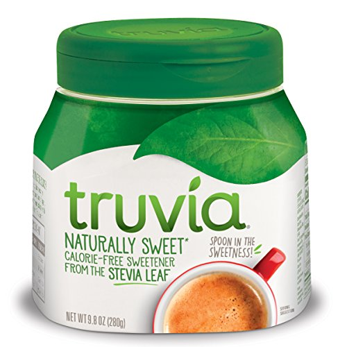 Truvia Spoonable Natural Stevia Sweetener, 9.8 oz Jar