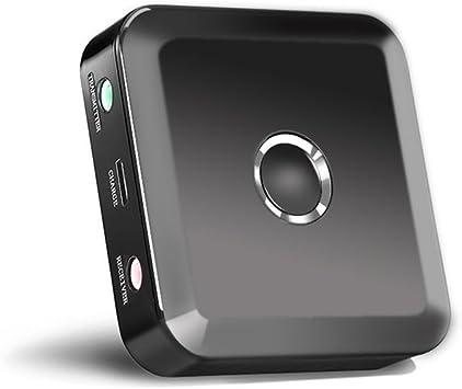 Andven Transmisor Receptor Bluetooth 2 en 1, Portátil Adaptador ...